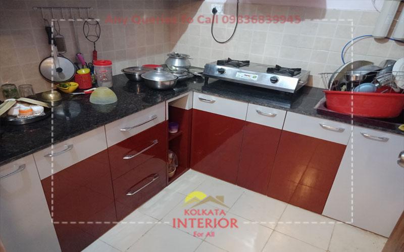 kitchen cabinet cost garia kolkata