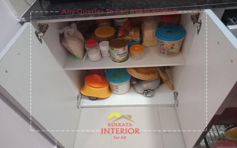 modular kitchen cost garia kolkata