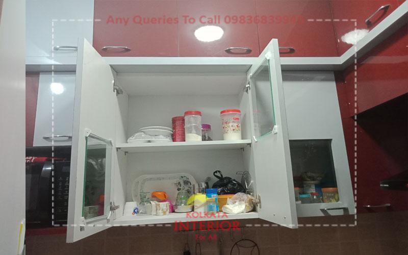 low cost flat interior garia kolkata