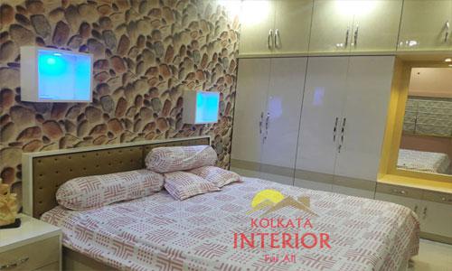 Bedroom Bed Back Side Design