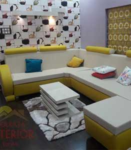2 bhk residential interior designers kadamtala howrah