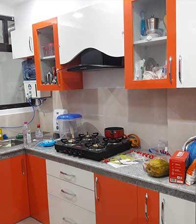 Kitchen Interior Design Cost Garia Kolkata Low Budget