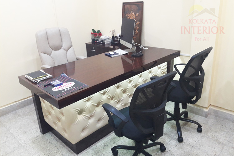 Office Creative Tables Furniture Designing Decoration Services Kolkata
