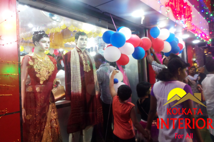 Small Garment Shop Interior Design Affordable Designer Kolkata