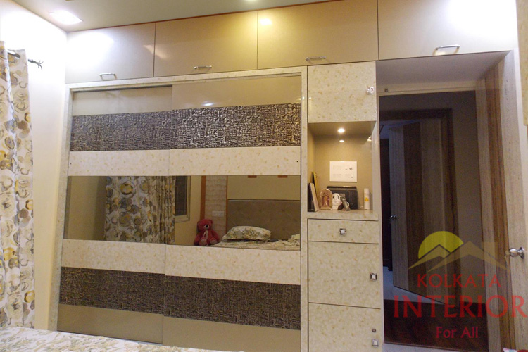 1 Bhk Flat Interior Designing Amp Decoration Ideas Sodepur
