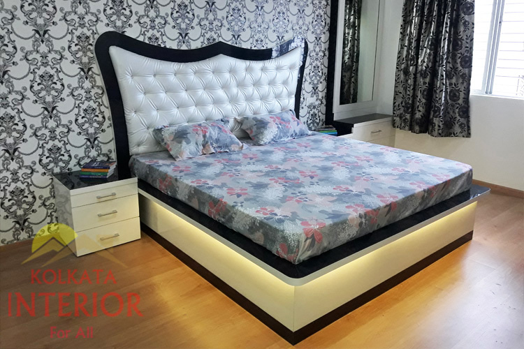 bedroom interior designer in kolkata